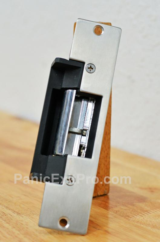 Sentry E. Labs Electric Strike for Wood or Metal Door Frame w/ Sensor Switch (Fail-Safe)