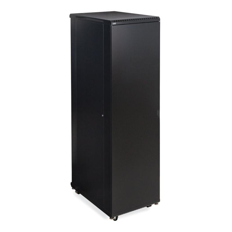 "42U LINIER Server Cabinet - Solid/Convex Doors - 36"" Depth by Kendall Howard (3104-3-001-42)"