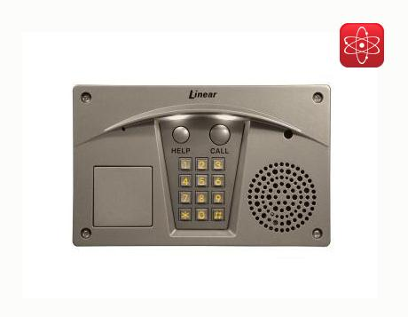 Linear Access RE-2 Residential Telephone Entry System