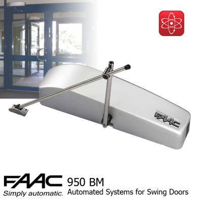 FAAC Motorized Automatic Electric Door Opener