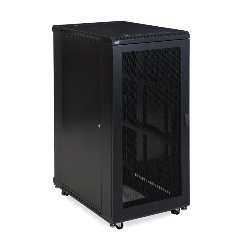 "27U LINIER Server Cabinet - Vented/Vented Doors - 36"" Depth by Kendall Howard (3107-3-001-27)"