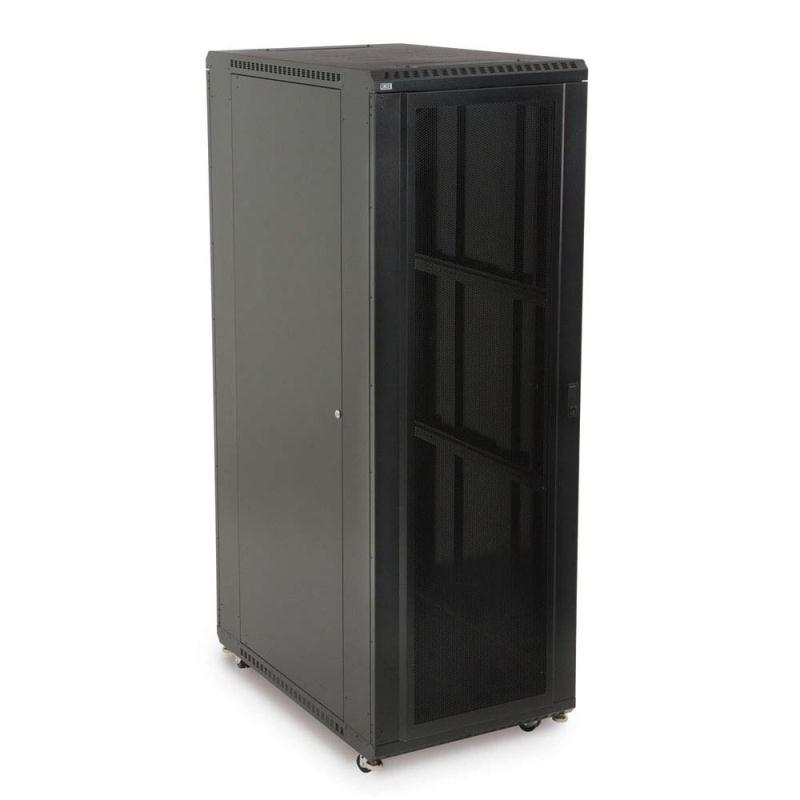 """37U LINIER Server Cabinet - Convex/Vented Doors - 36"""" Depth by Kendall Howard (3110-3-001-37)"""
