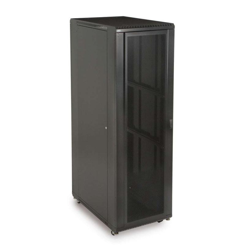 """42U LINIER Server Cabinet - Convex/Vented Doors - 36"""" Depth by Kendall Howard (3110-3-001-42)"""