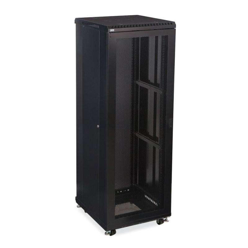 "37U LINIER Server Cabinet- Vented/Vented Doors - 24"" Depth by Kendall Howard (3107-3-024-37)"