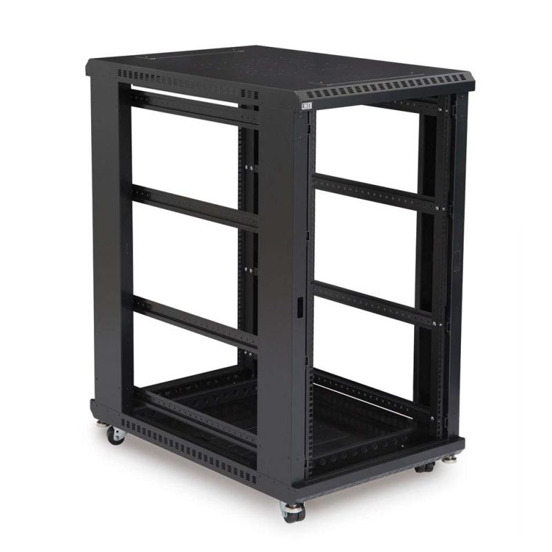 "22U LINIER Server Cabinet - No Doors/No Side Panels - 36"" Depth by Kendall Howard (3170-3-001-22)"