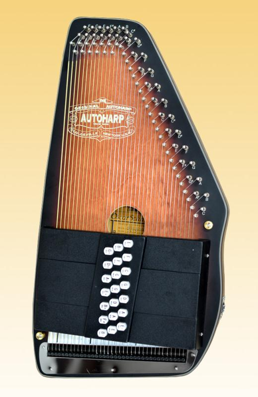 Oscar Schmidt Autoharp | Oscar Schmidt OS11021AE