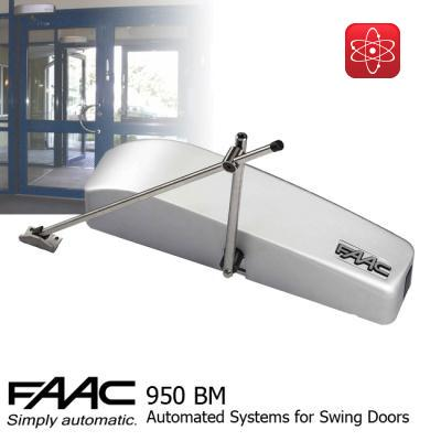 FAAC Motorized Automatic Electric Door Opener - DM-BM