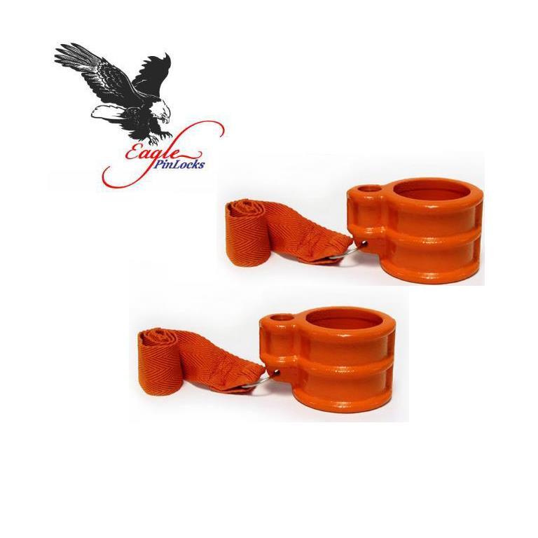 RV King Pin Lock (Eagle King Pin Lock) Keyed Alike <b>Set of 2</b>