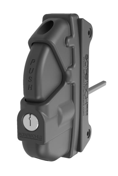 Safetech Viperlatch Gravity Latch Dual Sided Latch Kit