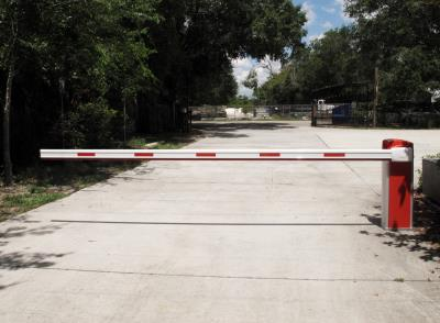 Universal Traffic Controls® Barrier Gate Operator and Boom - Right