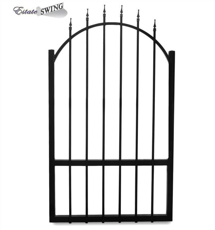 Garden Gate - The Estate Swing Garden Gate, Made in USA