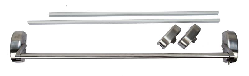 Sentry Safety 140 Series Stainless Steel 3 Point Latch Panic Bar