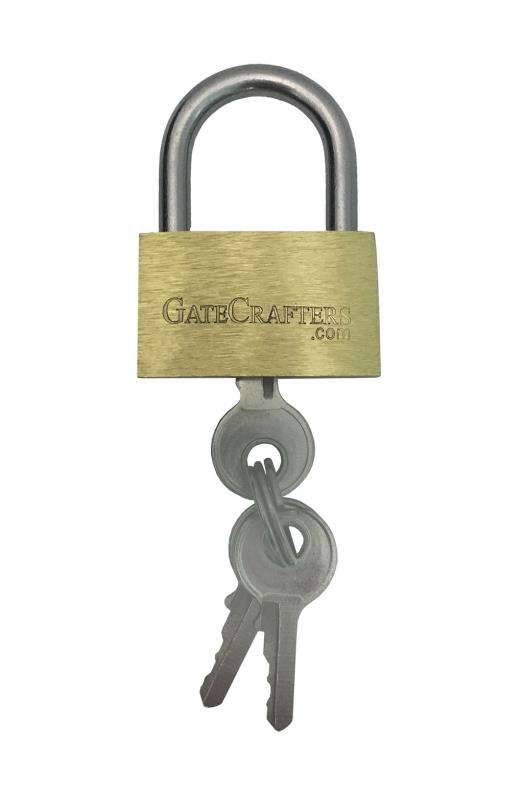 GateCrafters Safety Pad Lock