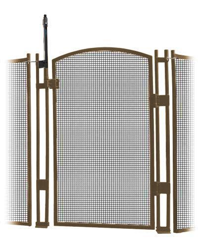 VisiGuard Self-Closing/Latching Pool Fence Child Safety Gate