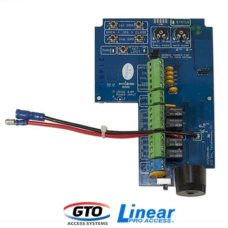 GTO/Linear Pro R4722 Replacement Control Board
