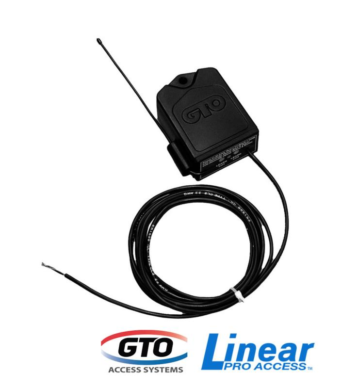 GTO/Linear Pro/Mighty Mule Garage Door Adapter Receiver/Universal Receiver - 318mhz RB709U-NB