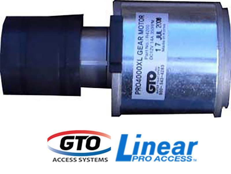 (R4200) GTO/Linear Pro Gear Motor