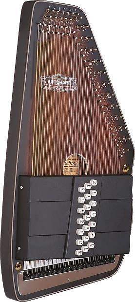 Oscar Schmidt Autoharp | Oscar Schmidt OS110 21 Chord Autoharp - Ozark