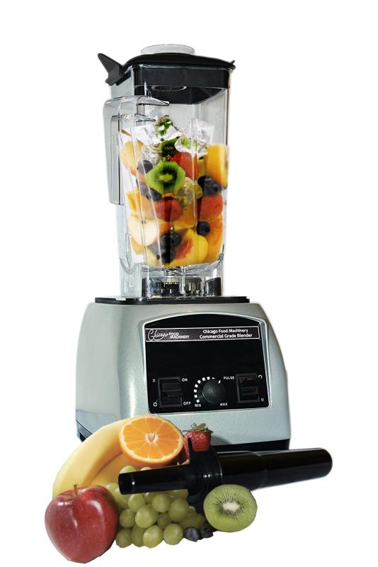 Chicago Food Machinery Commercial Blender