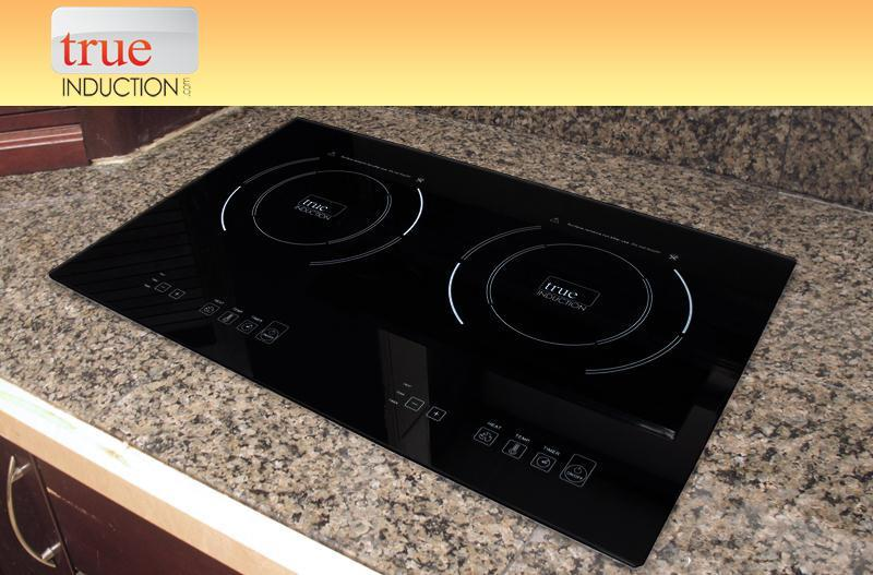 Double Burner - Counter Inset Model