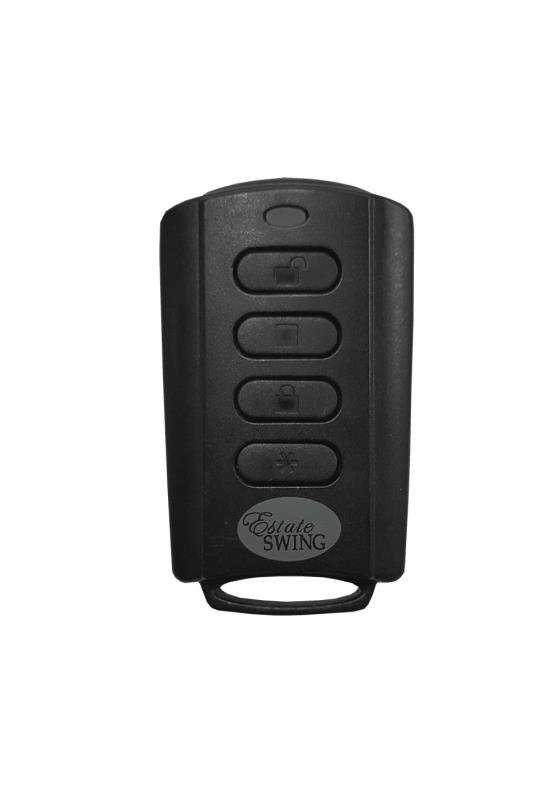 Estate Swing Gate Opener 4 Button Remote Transmitter 433 Mhz