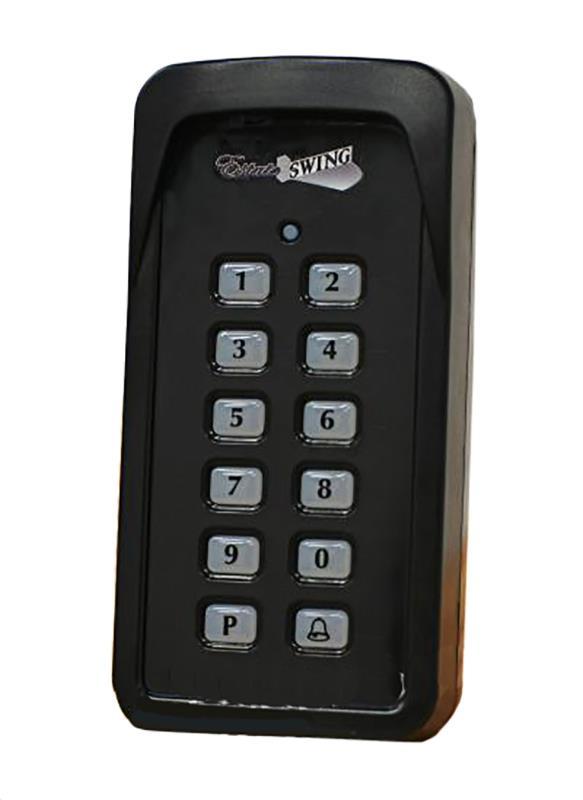 Estate Swing 433 MHz Wireless 4-Channel Access Digital Keypad