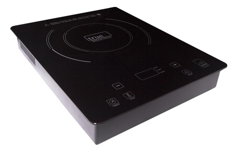 True Induction Single Burner Induction Cooktop