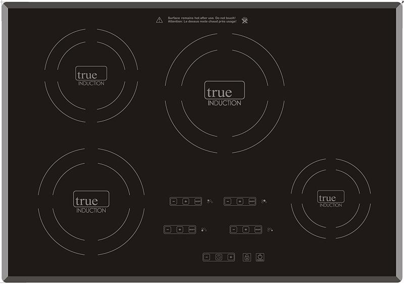 Quadruple Burner Induction Cooktop