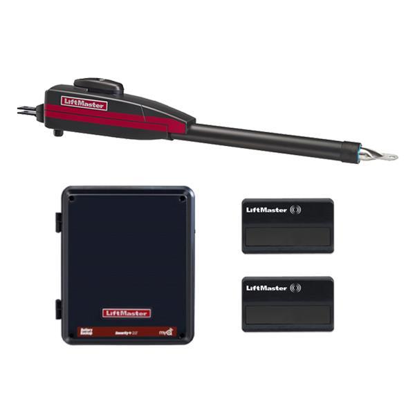 LiftMaster / Chamberlain LA-400 Single Swing Gate Opener w/ MyQ Technology