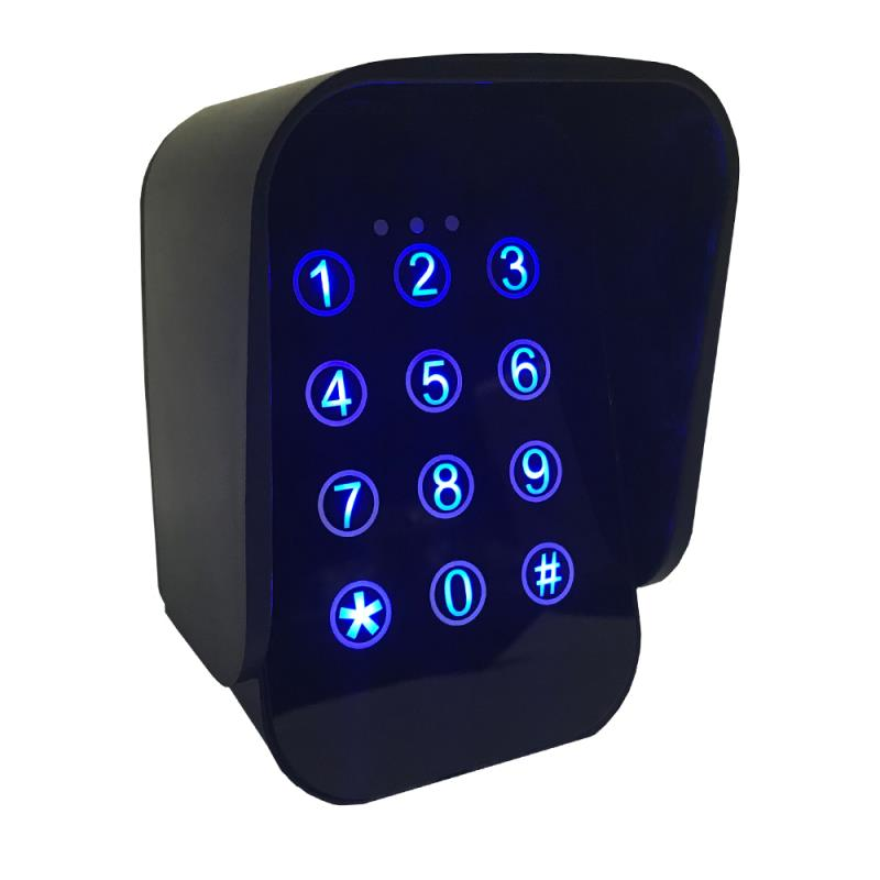 Estate Swing 433 MHz Wireless 2-Channel Gate Opener Access Touch Keypad