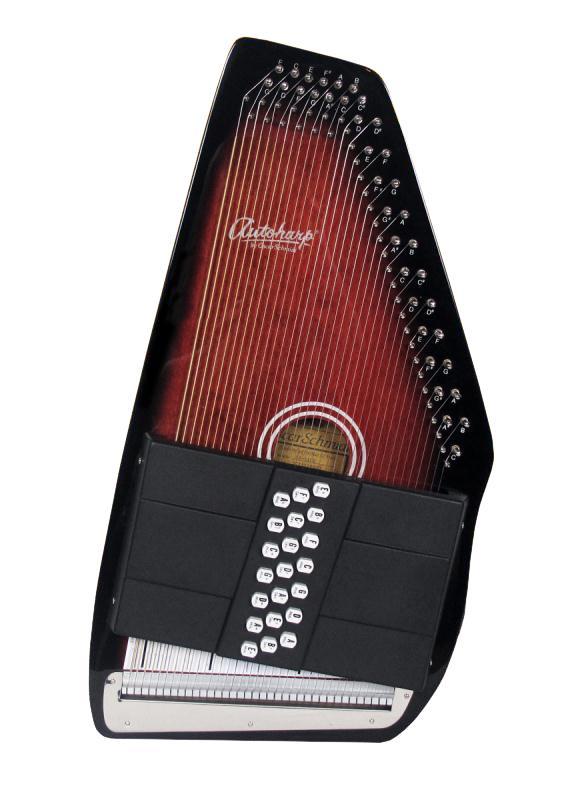 Oscar Schmidt Autoharp | Oscar Schmidt OS21CE 21 Chord Acoustic/Electric