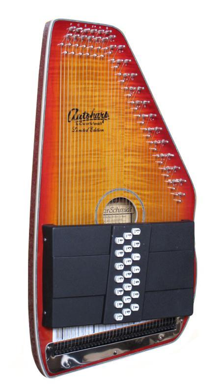 Oscar Schmidt OS110 21 FHS Limited Edition AutoHarp-Sunburst