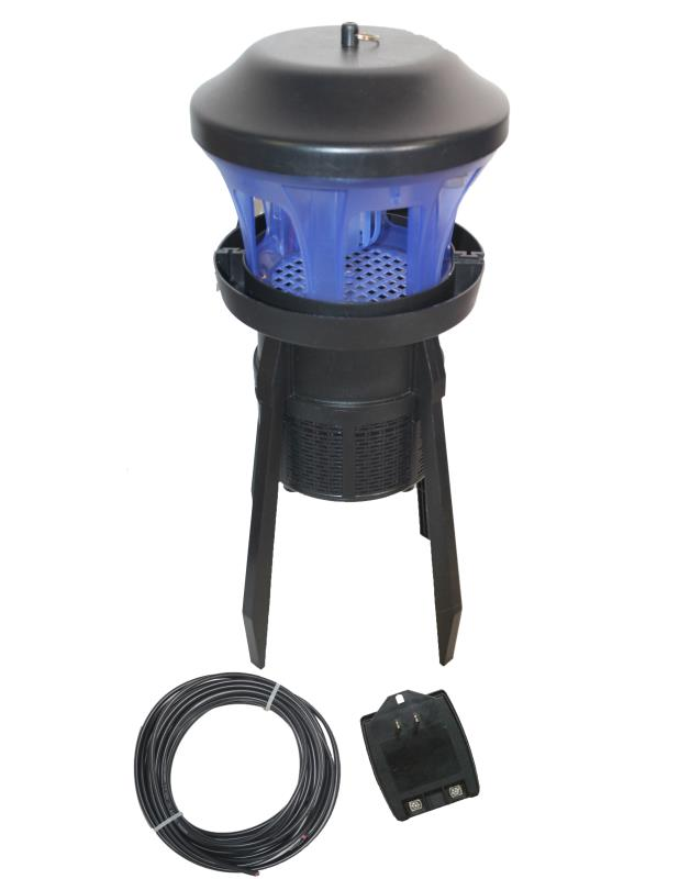 Effective All Natural Mosquito Control Trap And Elimination By Mosquito Warden