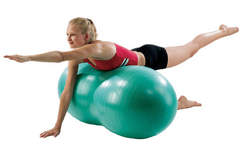Aeromat Therapy Peanut Ball (35246)