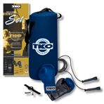 TKO Youth 4 Piece double-End Canvas 25lb Heavy Bag Set (502RONS)