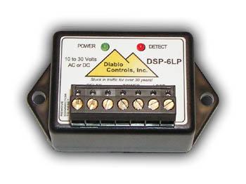 Diablo Controls Safety or Exit Loop Detector (DSP-6LP)