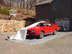 CarPocket 12 x 20 x 8 by Shelter King