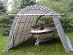 Mariner 12 x 20 x 8 by Shelter King