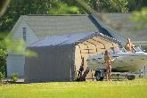 12' x 24' x 10' Instant Heavy Duty Garage by Shelter Logic