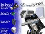 Estate Swing E-SU 2202 Underground Dual Swing Gate Opener