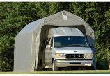 12' x 20' x 10' Homestead Barn Garage by Shelter Logic