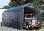 Insulation Cover for 14' x 44' x 16' Peak Style Shelter by Shelter Logic
