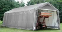 Insulation Cover for 14' x 36' x 16' Peak Style Shelter by Shelter Logic