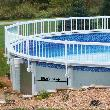 Sentry Safety Premium Guard Above Ground Pool Fence
