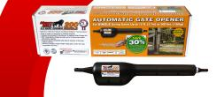 Mule Gate Opener - GTO Mighty Mule FM200 SGL Single Swing Solar Gate Opener System Kit
