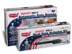 U.S. Automatic Sentry 300 Series Dual Swing Solar Gate Opener
