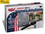 U.S. Automatic Sentry 300 Series Single Swing Solar Gate Opener