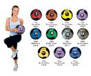 AeroMat Deluxe Medicine Ball (35964-35969, 35977-35978, 35936-35938)