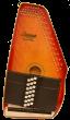 Oscar Schmidt OS110 FHSE Electric Autoharp-Sunburst 21 Chord AutoHarp
