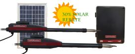 LiftMaster / Chamberlain LA-412-D Dual Swing Solar Gate Opener